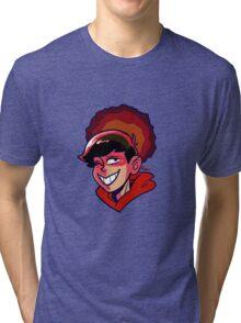 ORBmatsu-san: OSOMATSU Tri-blend T-Shirt