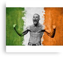 #TheNotorious Conor McGregor Canvas Print