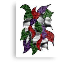 Doodle Bug 6 Metal Print