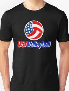 USA TEAM VOLLEYBALL  T-Shirt