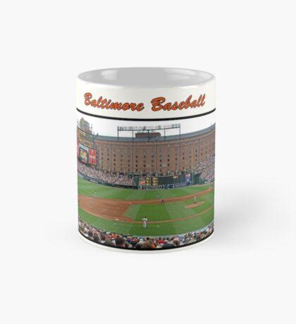 Baltimore Baseball Mug