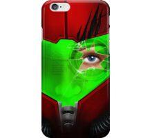 The Huntress - Metroid  iPhone Case/Skin