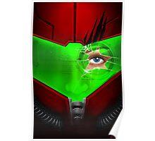 The Huntress - Metroid  Poster