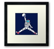Ziggy Touch the Moon! Framed Print