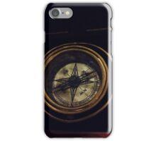 Compass Dark Original iPhone Case/Skin