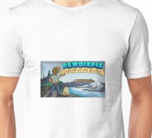PewDiePie: Legend of the Brofist Unisex T-Shirt