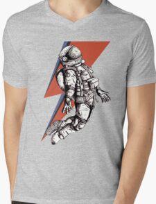 Flying Ziggy Mens V-Neck T-Shirt
