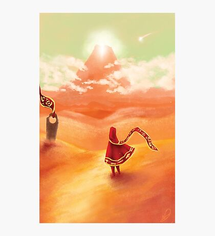 Journey - I Was Born For This Photographic Print