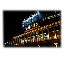 NY Home of Baseball Fever Photographic Print