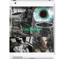 Livvy Blackthorn iPad Case/Skin