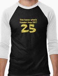 25 - Spongebob Men's Baseball ¾ T-Shirt