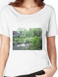 Bed & Breakfast Women's Relaxed Fit T-Shirt