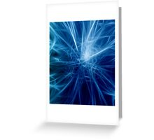Abstract composition 153 Greeting Card