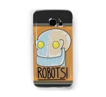 ROBOTS! Samsung Galaxy Case/Skin