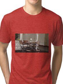 Tea anyone Tri-blend T-Shirt