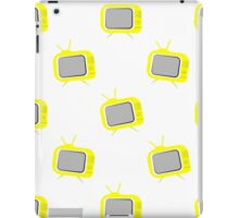 RETRO TV iPad Case/Skin