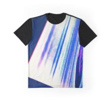 The Inverted and Forward Silent Blue Man on the Top - CaMERA16 Graphic T-Shirt