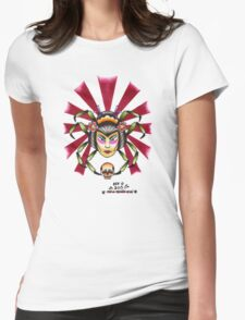 SPIDER WOMAN Womens Fitted T-Shirt