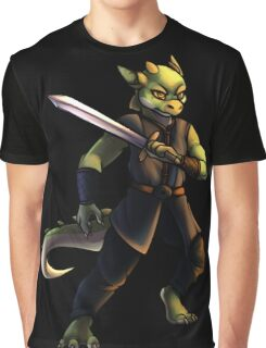 Kobold Warrior Graphic T-Shirt