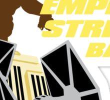 The Empire Strikes Back Sticker