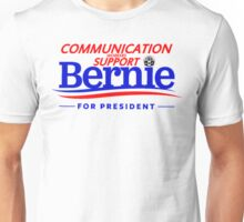 Communications Workers Support Bernie for President Unisex T-Shirt