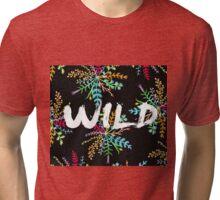 Wild nature Tri-blend T-Shirt