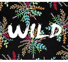Wild nature Photographic Print