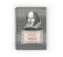 Something Rotten - Shakespeare Spiral Notebook