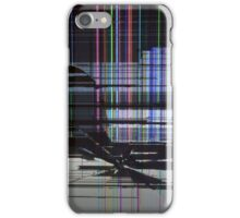 broken screen iPhone Case/Skin