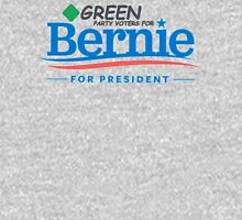 Green Party Voters for Bernie for President Unisex T-Shirt