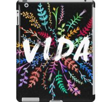 Vida iPad Case/Skin