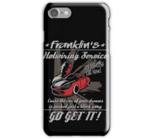 Franklin Hotwiring Services iPhone Case/Skin