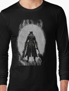 Bloodborne Soldier  Long Sleeve T-Shirt