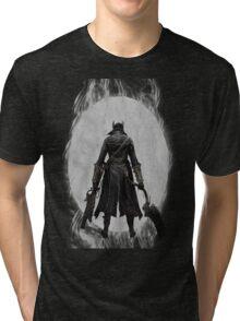 Bloodborne Soldier  Tri-blend T-Shirt