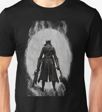 Bloodborne Soldier  Unisex T-Shirt