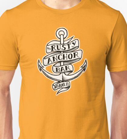 The Rusty Anchor Bar Unisex T-Shirt