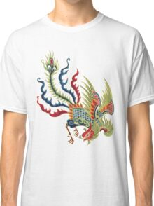 Chinese Rooster Asian Art Classic T-Shirt