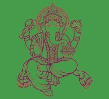 Ganesha Kids Tee