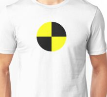 Crash Test Dummy Marker Unisex T-Shirt