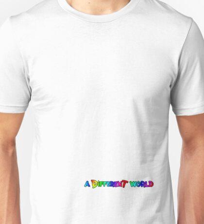 A Different World Unisex T-Shirt