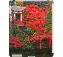 Asian Tranquility iPad Case/Skin