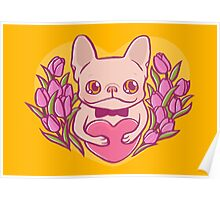 Happy Mother's Day, Frenchie Mama Poster