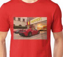 Ferrari Dealership Unisex T-Shirt