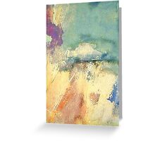 Abstract composition 211 Greeting Card