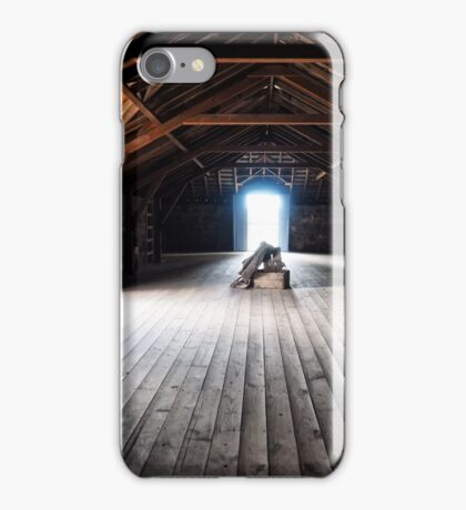 Stable Loft iPhone Case/Skin