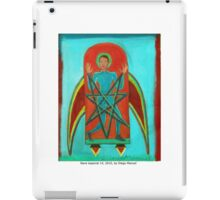 Nave espacial 14 by Diego Manuel iPad Case/Skin