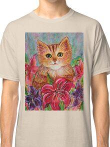 Tiger Puff Classic T-Shirt