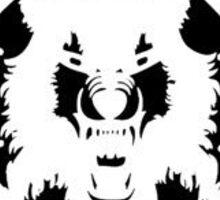 Xavier Wulf Logo Sticker
