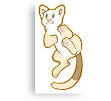 Playful Kitty Canvas Print