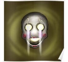 Ghostware Puppet Poster